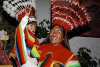Incan singers