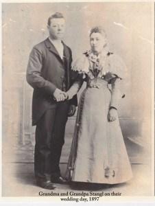 Stangls Grandparents