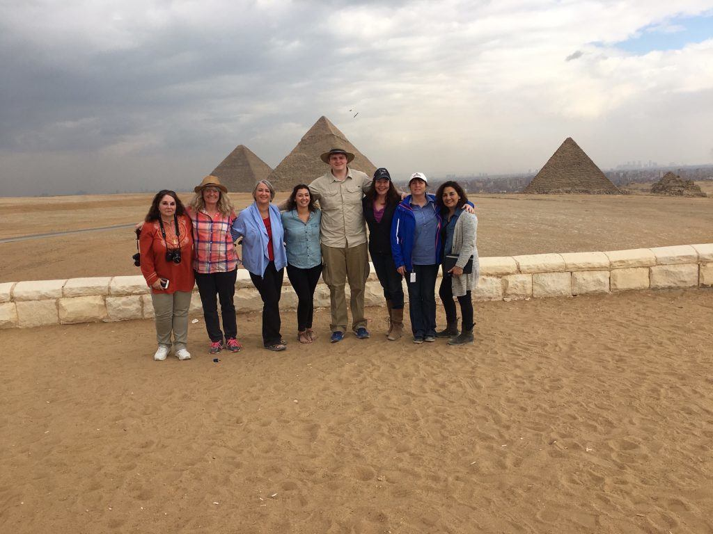 Greetings from egypt musings on living a spirit centered life greetings from egypt here is our small but powerful group as usual we were all in love with each other within 48 hours which is such a wonderful part kristyandbryce Choice Image