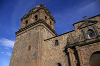The Coricancha in Cusco