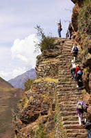 Pisac in the Sacred Valley