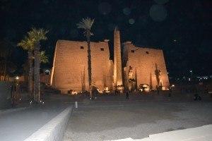 Luxor Temple Orbs 2015