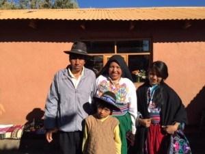 Amantani_Family