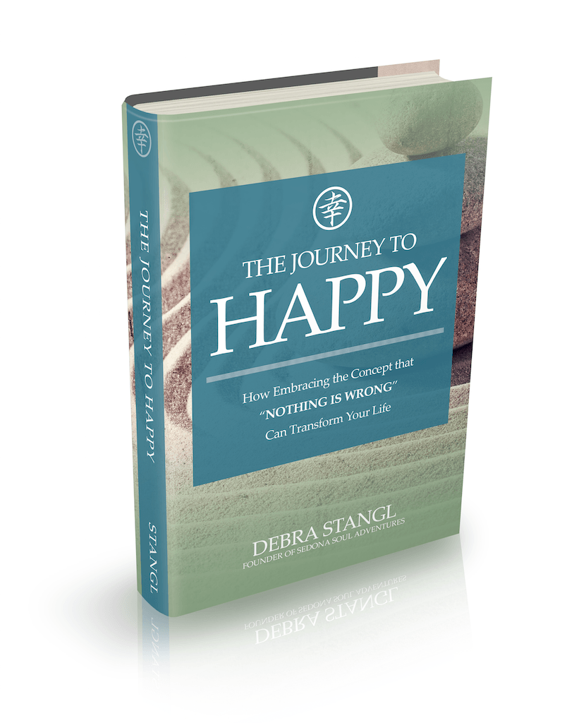 The Journey to Happy Book by Debra Stabgl