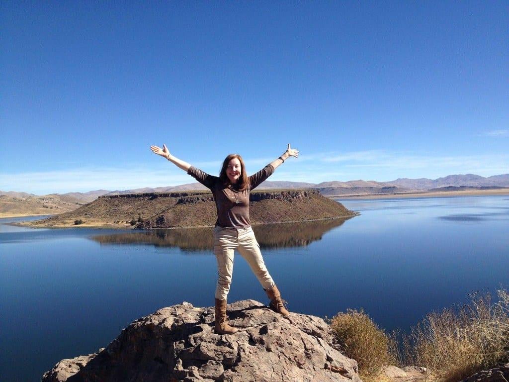 Lake Titicaca Debra