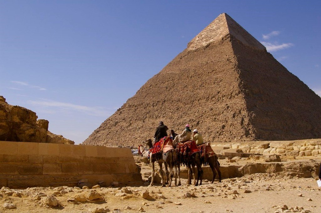 Camel.pyramid