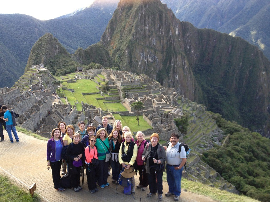 Peru and Machu Picchu Sacred Travel