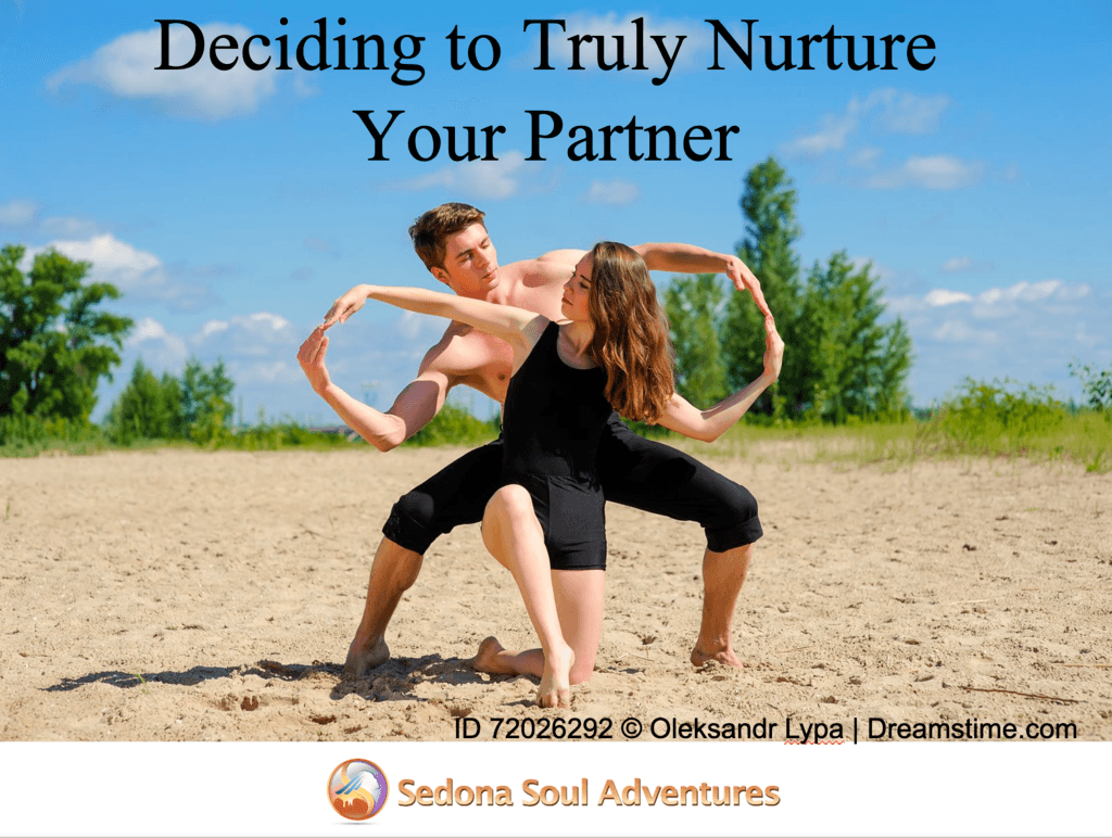 nurture your partner