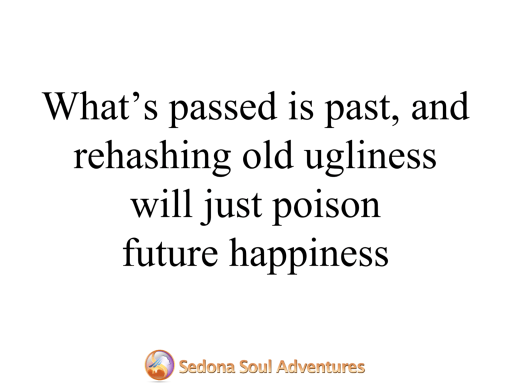 poison future happiness