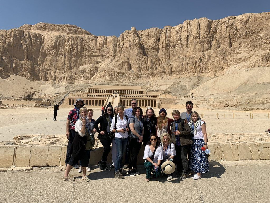 egypt 2021 group photo 2
