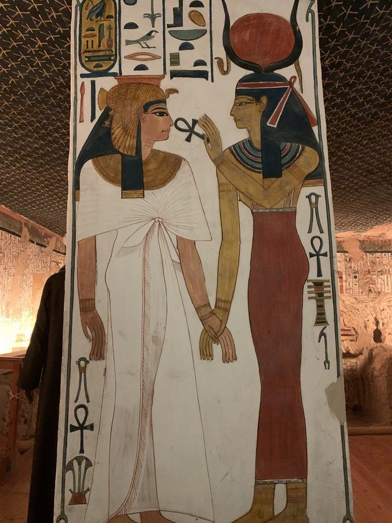 nefertari egypt 2021